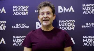 BMA - Brancaccio Musical Academy Intervista Dino Scuderi